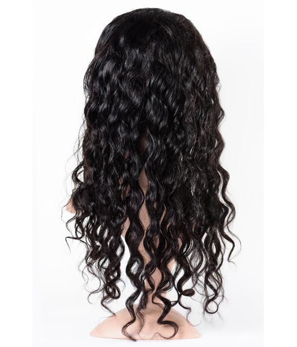 Raw Indian Hair Lace Frontal Wig Vendor