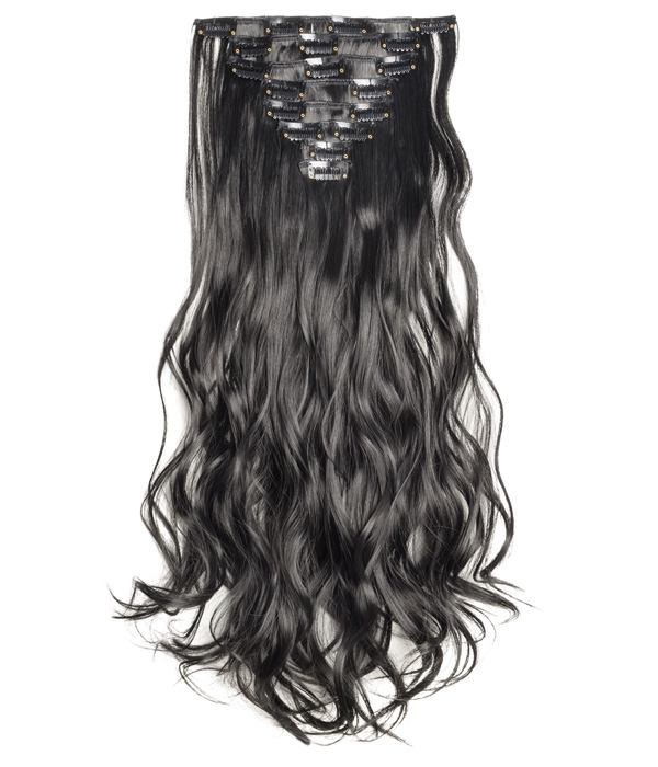 Buy Raw Indian Hair Clip in Extensions